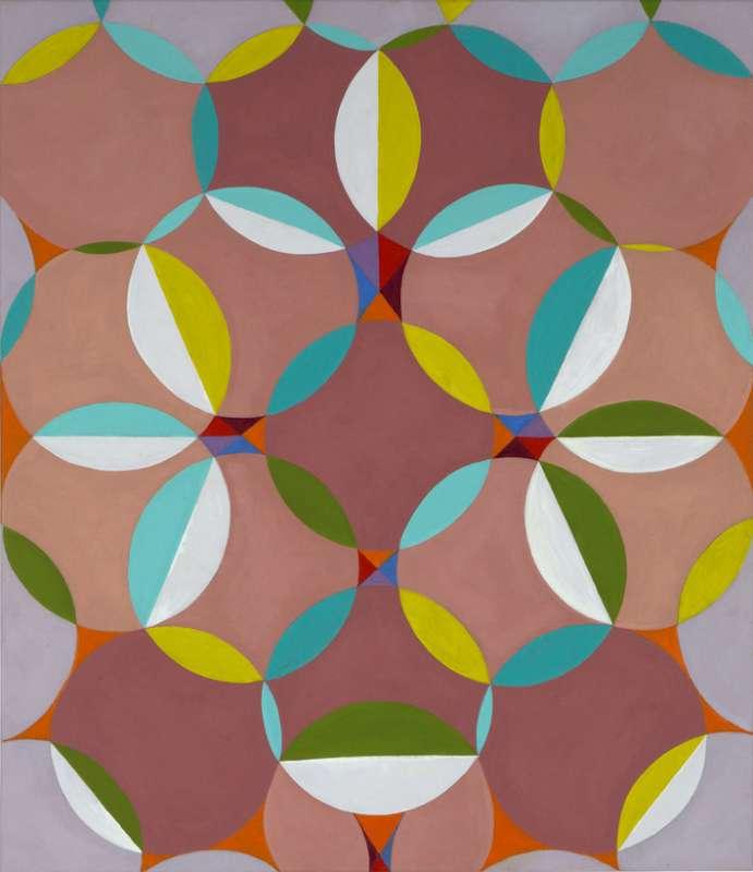 Shifting Circles Nr XI, 2015,