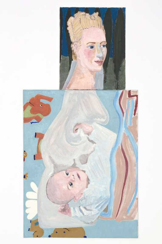 Studie voor Belle van Zuylen, 2014