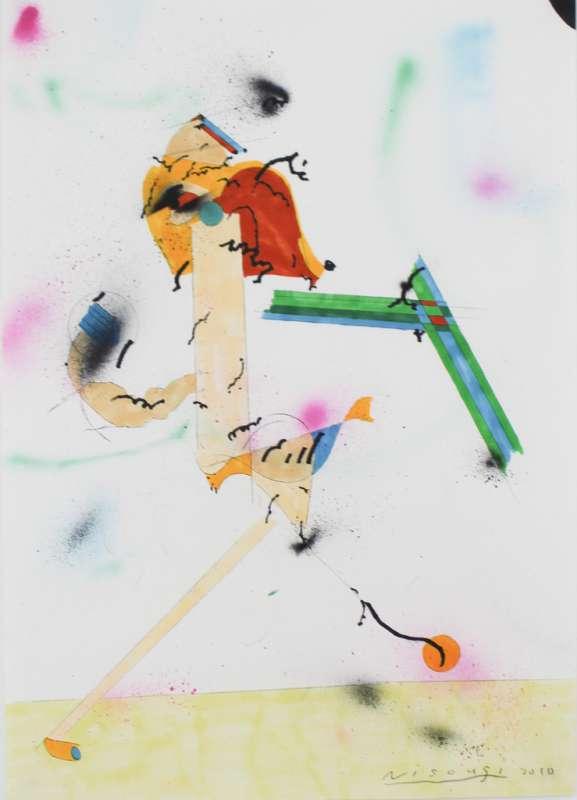 Hiroyuki Nisougi, untitled, 2010