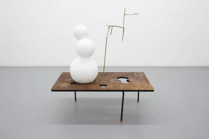 Koenraad Dedobbeleer, Necessarily Involves Wandering, 2011