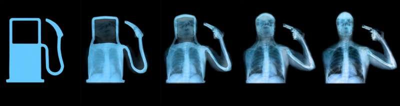 Ahmed Mater, Evolution of Man, 2010