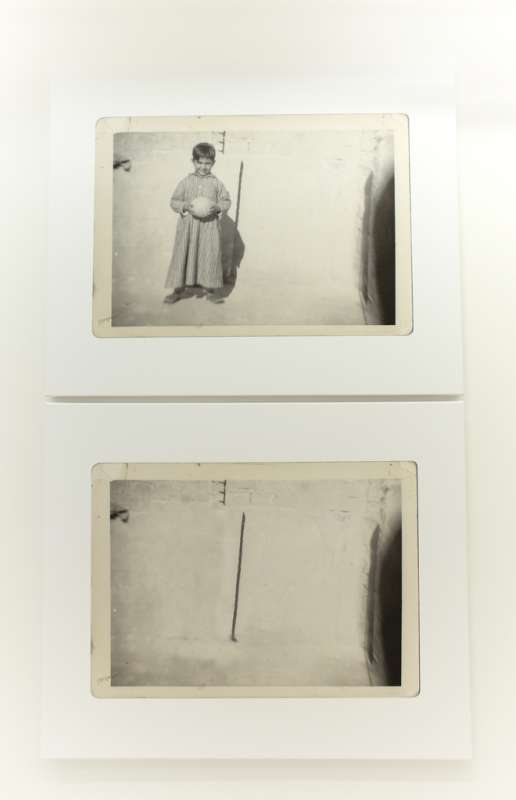 Nedim Kufi, Absence (on the roof), 2011