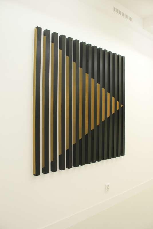 Rana Begum, #189 (black with golden arrow), 2009