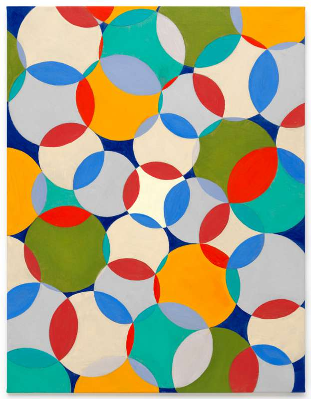 Rob Birza, Floating Circles IV, 2018