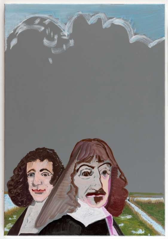Spinoza en Descartes, 2019