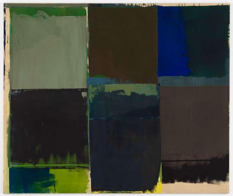 Alan Green, Overlay, 1973