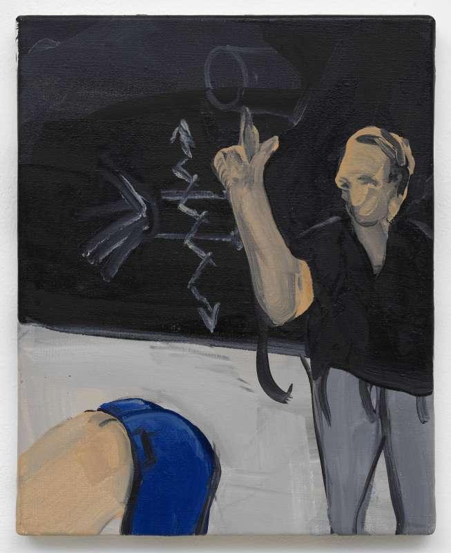 Tala Madani, Lesson One, 2008