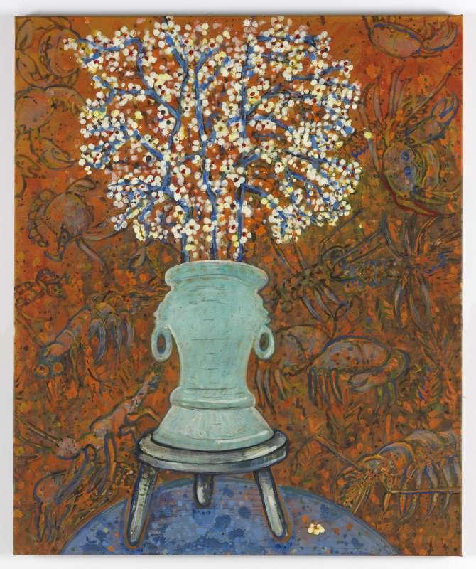 Rob Birza, Fake Flowers II, 2021